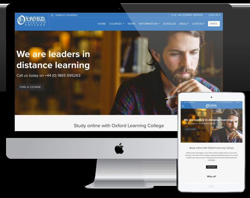 Oxford College Screens